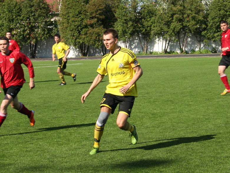 Lokomotiv-Atlet (3-2) Chuprik