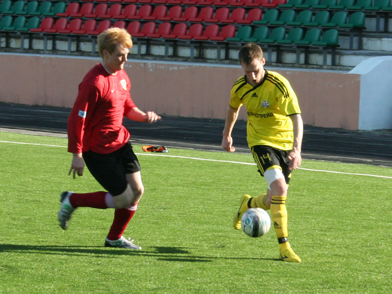 Lokomotiv-Atlet (3-2) Litvin