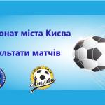 Чемпіонат Києва 1